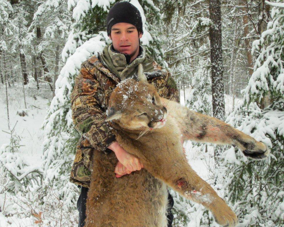 Cougar/Mule Deer Hunts